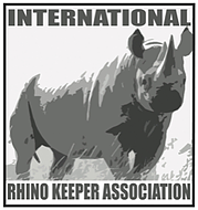 international rhino keepers association logo